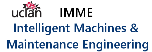 UCLan Intelligent Machines and Maintenance Engineering (IMME)